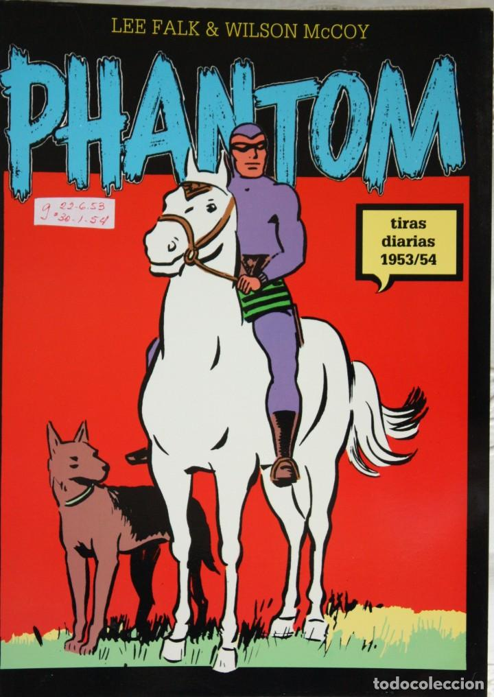 PHANTOM WILSON MCCOY VOLUMEN VI- 1953/54 (Tebeos y Comics - Magerit - Mandrake)