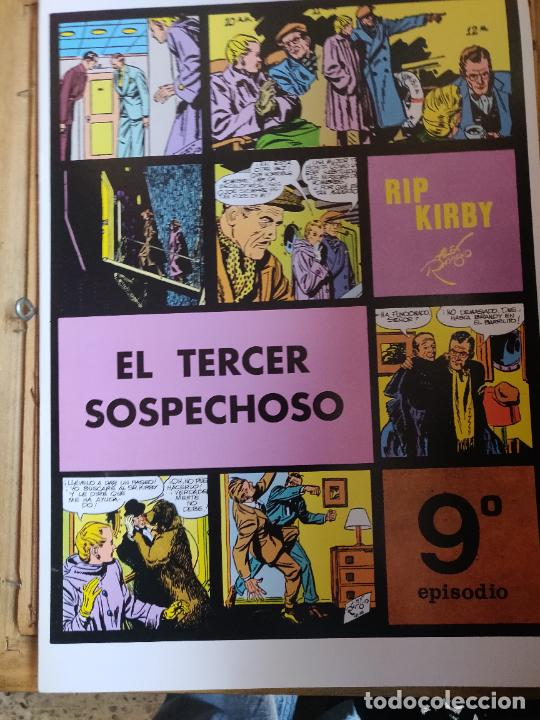 RIP KIRBY 9 (Tebeos y Comics - Magerit - Rip Kirby)