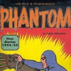 Cómics: PHANTOM TIRAS DIARIAS Nº 3 1954 / 55 (LEE FALK / WILSON MCCOY) EDIT MAGERIT MUY BUEN ESTADO - SUB01M. Lote 265214874