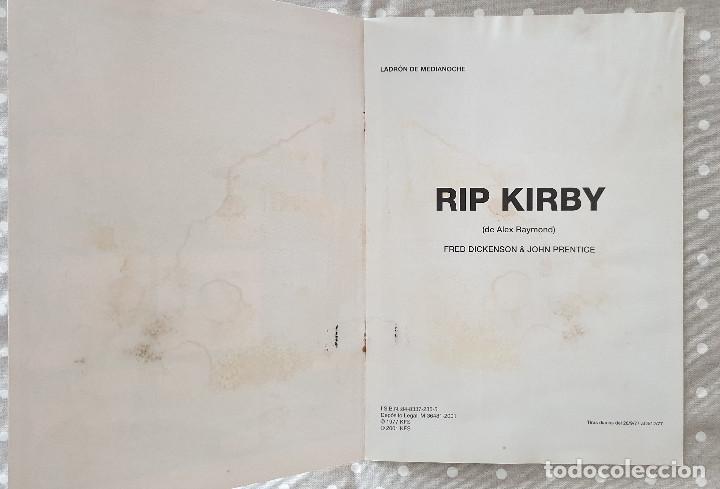 Cómics: Rip Kirby. Número 76, episodio 112. Con manchas de humedad. Ver fotos - Foto 2 - 265533889