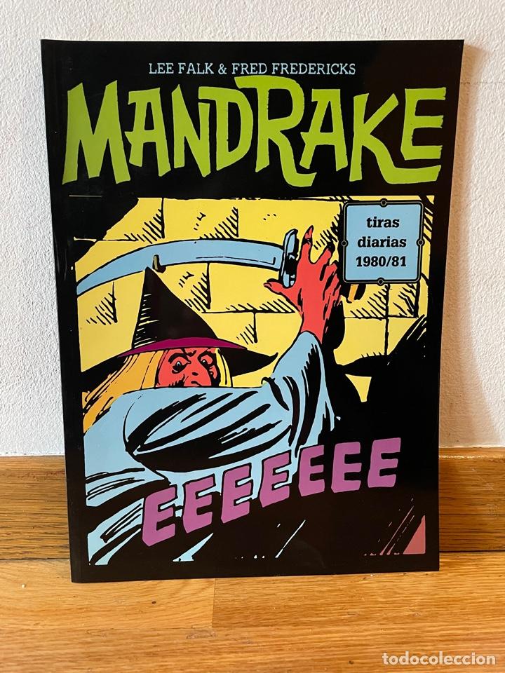MANDRAKE LEE FALK & FRED FREDERICKS TIRAS DIARIAS 1980/81 (Tebeos y Comics - Magerit - Mandrake)