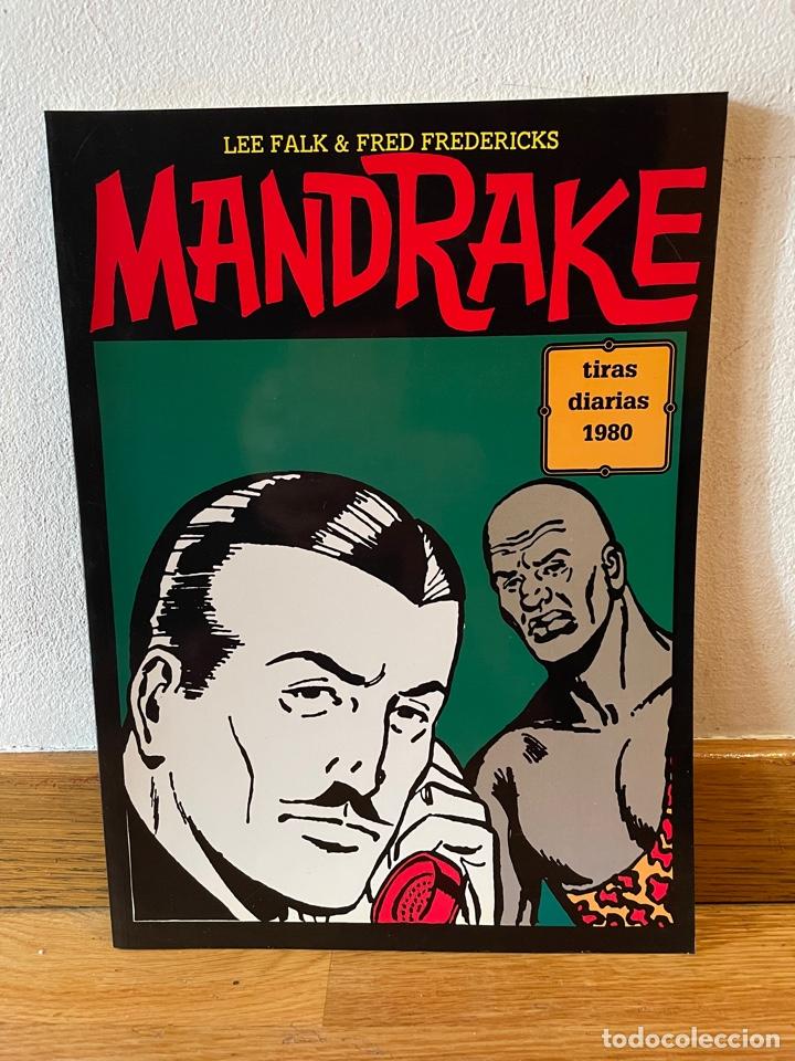 MANDRAKE LEE FALK & FRED FREDERICKS TIRAS DIARIAS 1980 (Tebeos y Comics - Magerit - Mandrake)