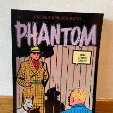 Cómics: PHANTOM LEE FALK & WILSON MCCOY TIRAS DIARIAS 1956/57. Lote 266109038