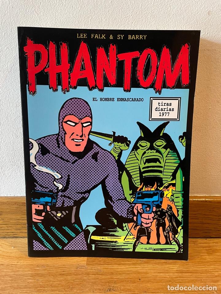 PHANTOM LEE FALK & SY BARRY TIRAS DIARIAS 1977 (Tebeos y Comics - Magerit - Phantom)