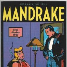 Cómics: MAGERIT. MANDRAKE. TIRAS DIARIAS. 1946.. Lote 271260768