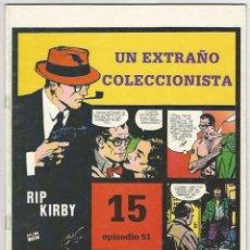Cómics: MAGERIT. RIP KIRBY. 15.. Lote 271266643