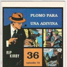 Cómics: MAGERIT. RIP KIRBY. 36. Lote 271266733