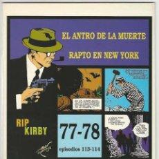 Cómics: MAGERIT. RIP KIRBY. 77 - 78.. Lote 271266758
