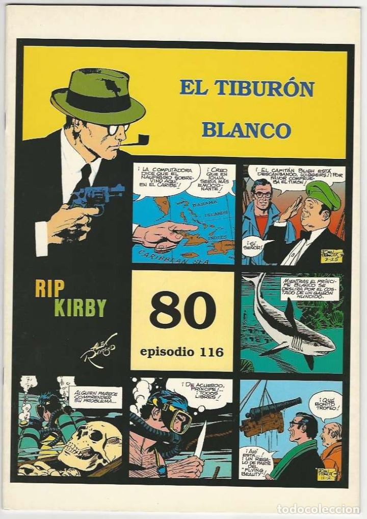 MAGERIT. RIP KIRBY. 80 (Tebeos y Comics - Magerit - Rip Kirby)