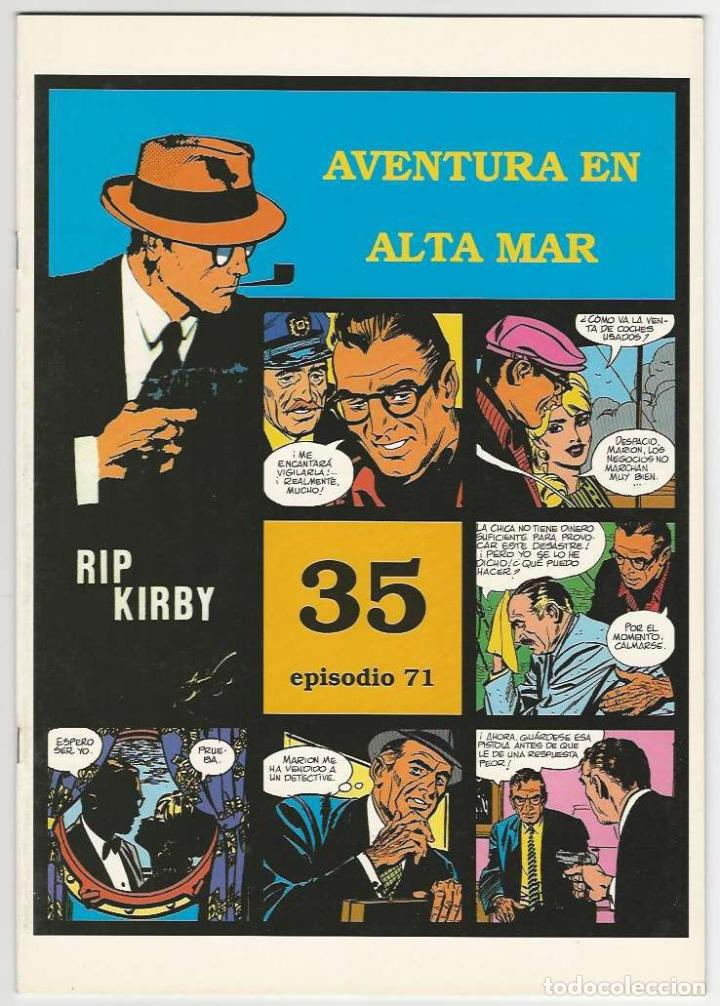 MAGERIT. RIP KIRBY. 35 (Tebeos y Comics - Magerit - Rip Kirby)