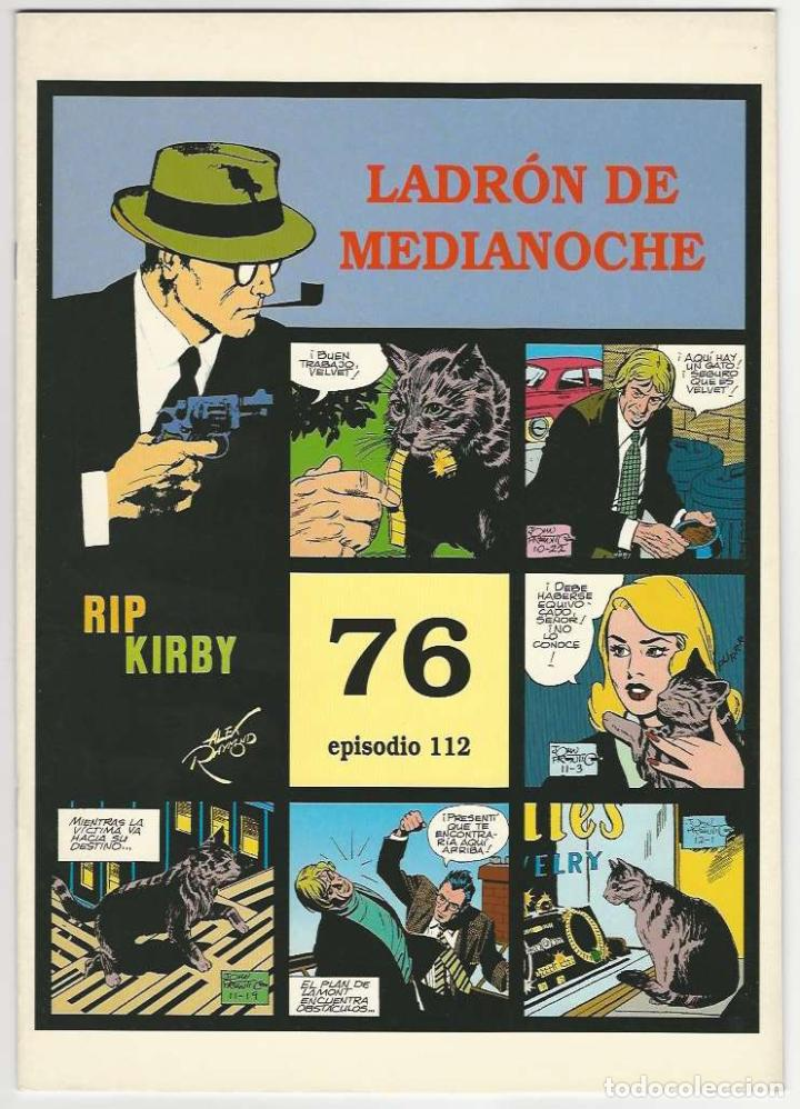 MAGERIT. RIP KIRBY. 76 (Tebeos y Comics - Magerit - Rip Kirby)