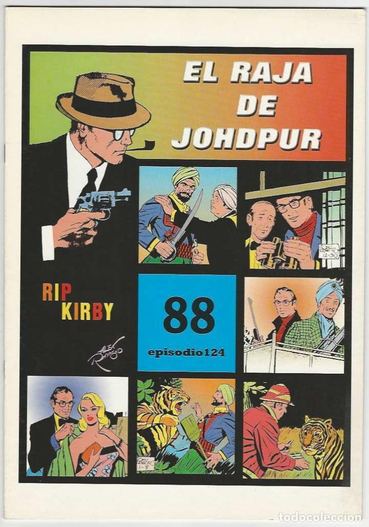 MAGERIT. RIP KIRBY. 88 (Tebeos y Comics - Magerit - Rip Kirby)