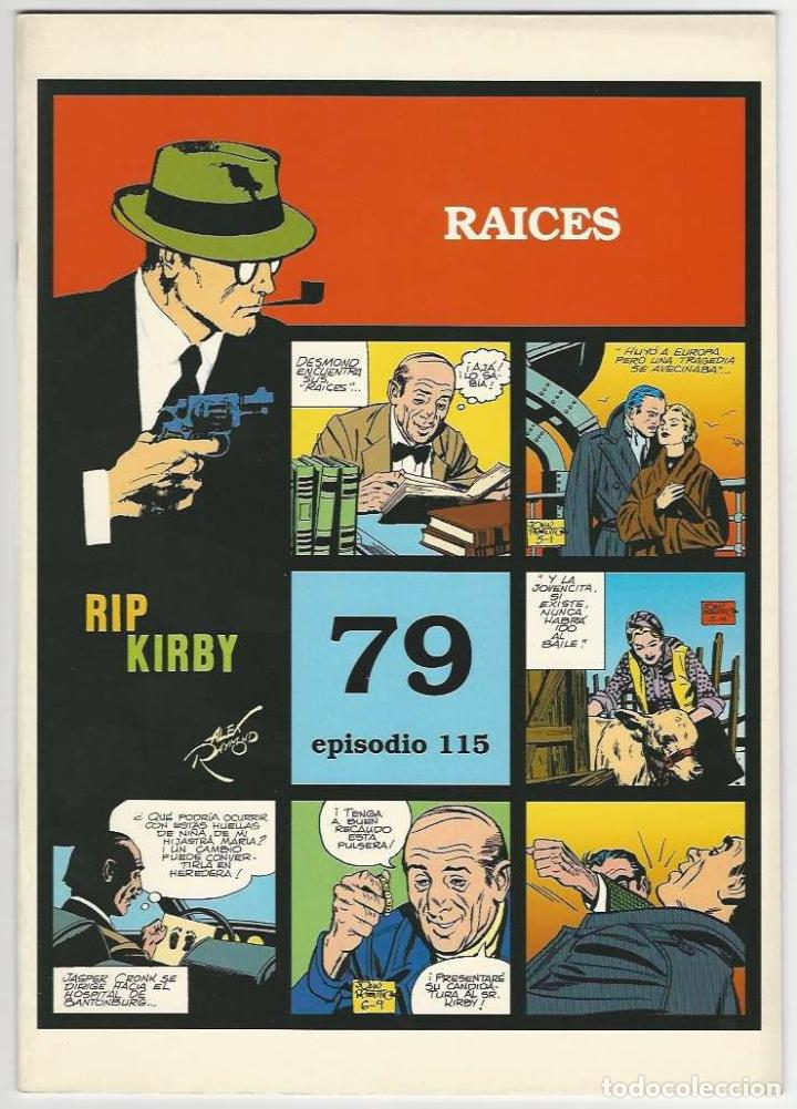 MAGERIT. RIP KIRBY. 79 (Tebeos y Comics - Magerit - Rip Kirby)