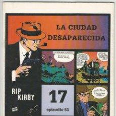 Cómics: MAGERIT. RIP KIRBY. 17. Lote 271351493