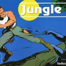 Cómics: JUNGLE JIM PAGINAS DOMINICALES Nº 1 1934 (ALEX RAYMOND) EDIT. MAGERIT - MUY BUEN ESTADO - SUB02M. Lote 276183113
