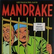 Cómics: MANDRAKE TIRAS DIARIAS Nº 28 1951 / 52 (LEE FALK / PHIL DAVIS) EDIT MAGERIT MUY BUEN ESTADO - SUB02M. Lote 276317188