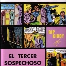 Cómics: RIP KIRBY Nº 9 (ALEX RAYMOND) EDIT. MAGERIT - MUY BUEN ESTADO - SUB02M. Lote 276414713