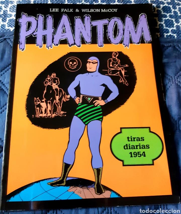 TEBEOS-COMICS CANDY - PHANTOM - TIRAS DIARIAS 1954 - MAGERIT - UU99 (Tebeos y Comics - Magerit - Phantom)