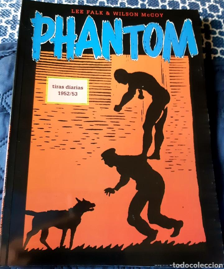 TEBEOS-COMICS CANDY - PHANTOM - TIRAS DIARIAS 1952/53 - MAGERIT - AA99 (Tebeos y Comics - Magerit - Phantom)