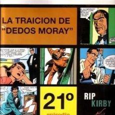 Cómics: RIP KIRBY Nº 21 (ALEX RAYMOND) EDIT. MAGERIT - MUY BUEN ESTADO - SUB03M. Lote 286155748
