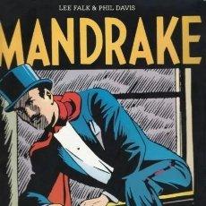 Cómics: MANDRAKE TIRAS DIARIAS Nº 22 1957 / 58 (LEE FALK / PHIL DAVIS) EDIT MAGERIT MUY BUEN ESTADO - SUB03M. Lote 286688238