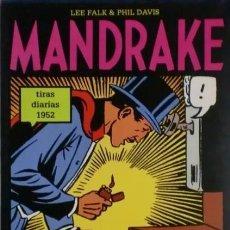 Cómics: MANDRAKE TIRAS DIARIAS Nº 32 1952 (LEE FALK / PHIL DAVIS) EDIT. MAGERIT - MUY BUEN ESTADO - SUB03M. Lote 286713833