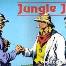 Cómics: JUNGLE JIM PAGINAS DOMINICALES Nº 4 1935 / 36 (ALEX RAYMOND) EDIT MAGERIT - MUY BUEN ESTADO - SUB03M. Lote 286804783