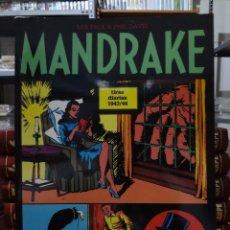 Cómics: MANDRAKE TIRAS DIARIAS 1943/44 - LEE FALK & PHIL DAVIS - EUROCLUB MAGERIT - TOMO 10. Lote 287045518