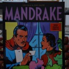 Cómics: MANDRAKE TIRAS DIARIAS 1952/53 - LEE FALK & PHIL DAVIS - EUROCLUB MAGERIT - TOMO 11. Lote 287045593