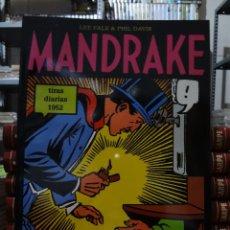 Cómics: MANDRAKE TIRAS DIARIAS 1952 - LEE FALK & PHIL DAVIS - EUROCLUB MAGERIT - TOMO 32. Lote 287045683