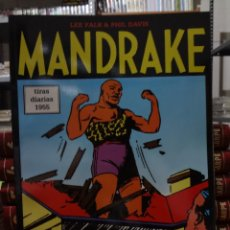 Cómics: MANDRAKE TIRAS DIARIAS 1955 - LEE FALK & PHIL DAVIS - EUROCLUB MAGERIT - TOMO 36. Lote 287045793