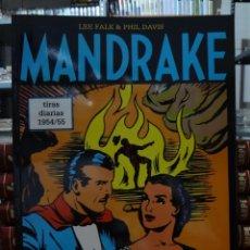 Cómics: MANDRAKE TIRAS DIARIAS 1954/55 - LEE FALK & PHIL DAVIS - EUROCLUB MAGERIT - TOMO 31. Lote 287045843