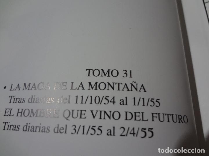 Cómics: MANDRAKE TIRAS DIARIAS 1954/55 - LEE FALK & PHIL DAVIS - EUROCLUB MAGERIT - TOMO 31 - Foto 3 - 287045843