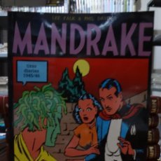 Cómics: MANDRAKE TIRAS DIARIAS 1945/46 - LEE FALK & PHIL DAVIS - EUROCLUB MAGERIT - TOMO 6. Lote 287046023