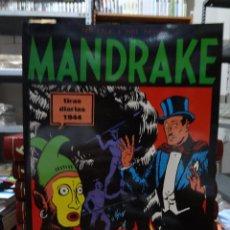 Cómics: MANDRAKE TIRAS DIARIAS 1944 - LEE FALK & PHIL DAVIS - EUROCLUB MAGERIT - TOMO 9. Lote 287046223
