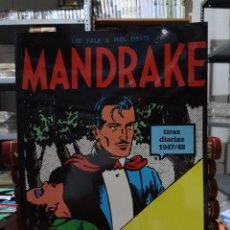 Cómics: MANDRAKE TIRAS DIARIAS 1947/48 - LEE FALK & PHIL DAVIS - EUROCLUB MAGERIT - TOMO 7. Lote 287046328