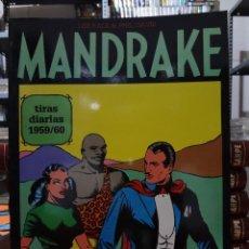 Cómics: MANDRAKE TIRAS DIARIAS 1959/60 - LEE FALK & PHIL DAVIS - EUROCLUB MAGERIT - TOMO 14. Lote 287046433
