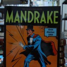 Cómics: MANDRAKE TIRAS DIARIAS 1959 - LEE FALK & PHIL DAVIS - EUROCLUB MAGERIT - TOMO 12. Lote 287046538