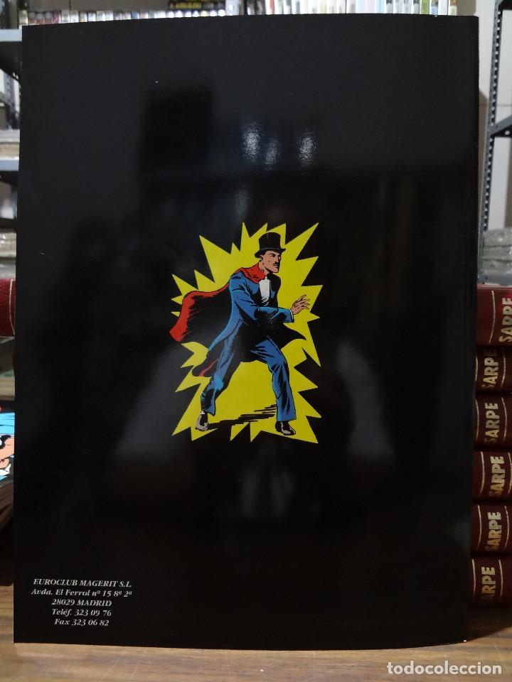 Cómics: MANDRAKE TIRAS DIARIAS 1959 - LEE FALK & PHIL DAVIS - EUROCLUB MAGERIT - TOMO 12 - Foto 2 - 287046538