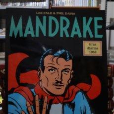 Cómics: MANDRAKE TIRAS DIARIAS 1958 - LEE FALK & PHIL DAVIS - EUROCLUB MAGERIT - TOMO 43. Lote 287046563