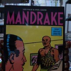 Cómics: MANDRAKE TIRAS DIARIAS 1958/59 - LEE FALK & PHIL DAVIS - EUROCLUB MAGERIT - TOMO 45. Lote 287046658