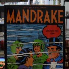 Cómics: MANDRAKE TIRAS DIARIAS 1960 - LEE FALK & PHIL DAVIS - EUROCLUB MAGERIT - TOMO 16. Lote 287046693