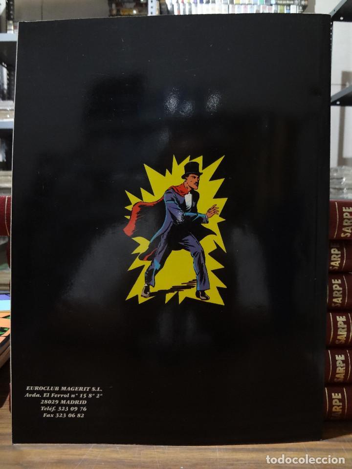 Cómics: MANDRAKE TIRAS DIARIAS 1960 - LEE FALK & PHIL DAVIS - EUROCLUB MAGERIT - TOMO 16 - Foto 2 - 287046693