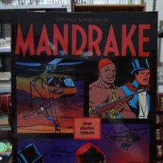 Cómics: MANDRAKE TIRAS DIARIAS 1949/50 - LEE FALK & PHIL DAVIS - EUROCLUB MAGERIT - TOMO 15. Lote 287046933