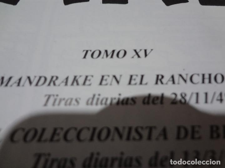 Cómics: MANDRAKE TIRAS DIARIAS 1949/50 - LEE FALK & PHIL DAVIS - EUROCLUB MAGERIT - TOMO 15 - Foto 3 - 287046933