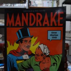 Cómics: MANDRAKE TIRAS DIARIAS 1949 - LEE FALK & PHIL DAVIS - EUROCLUB MAGERIT - TOMO 13. Lote 287046998