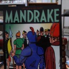Cómics: MANDRAKE TIRAS DIARIAS 1957 - LEE FALK & PHIL DAVIS - EUROCLUB MAGERIT - TOMO 19. Lote 287047103