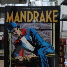 Cómics: MANDRAKE TIRAS DIARIAS 1957/58 - LEE FALK & PHIL DAVIS - EUROCLUB MAGERIT - TOMO 22. Lote 287047133