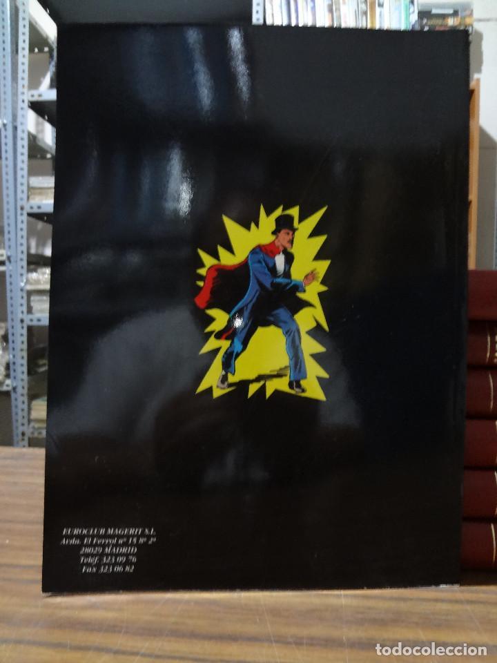 Cómics: MANDRAKE TIRAS DIARIAS 1957/58 - LEE FALK & PHIL DAVIS - EUROCLUB MAGERIT - TOMO 22 - Foto 2 - 287047133