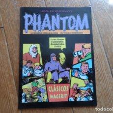 Cómics: TIRAS DIARIAS Y PLANCHAS DOMINICALES 1949/1 DE PHANTOM, EL HOMBRE ENMASCARADO DE MAGERIT. Lote 288501218